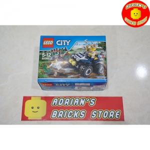 LEGO 60065 - ATV Patrol Image 1