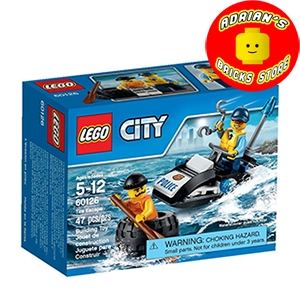 LEGO 60126 - Tire Escape Image 0