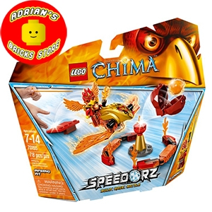LEGO 70155 - Inferno Pit Image 0