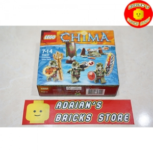 LEGO 70231 - Crocodile Tribe Pack Image 1