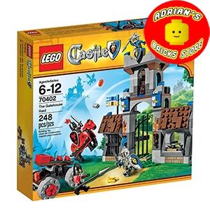 LEGO 70402 - The Gatehouse Raid Image 0