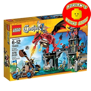 LEGO 70403 - Dragon Mountain Image 0