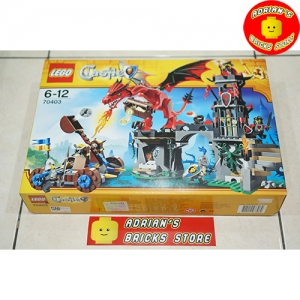 LEGO 70403 - Dragon Mountain Image 1