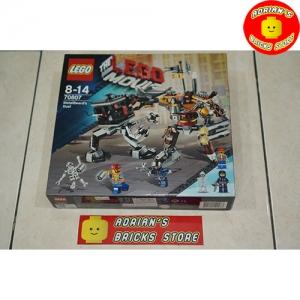 LEGO 70807 - MetalBeard's Duel Image 1