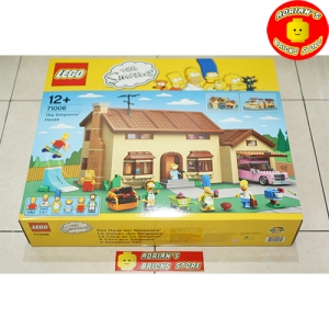 LEGO 71006 - The Simpsons House Image 1