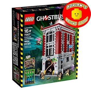 LEGO 75827 - Firehouse Headquarters Image 0