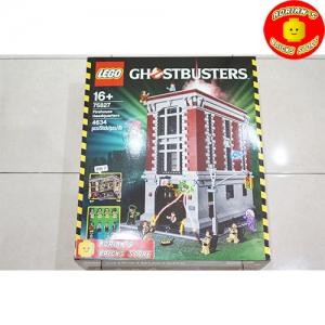 LEGO 75827 - Firehouse Headquarters Image 1