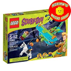 LEGO 75901 - Mystery Plane Adventures Image 0