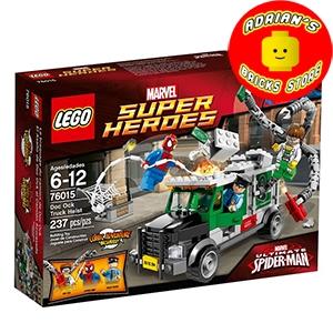 LEGO 76015 - Doc Ock Truck Heist Image 0