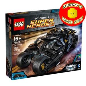 LEGO 76023 - The Tumbler Image 0