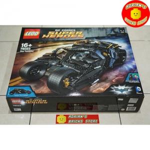 LEGO 76023 - The Tumbler Image 1