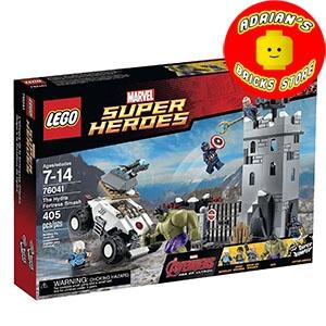 LEGO 76041 - The Hydra Fortress Smash Image 0
