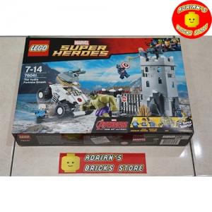 LEGO 76041 - The Hydra Fortress Smash Image 1