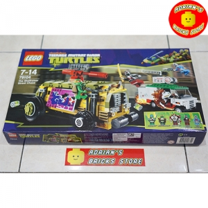 LEGO 79104 - The Shellraiser Street Chase Image 1