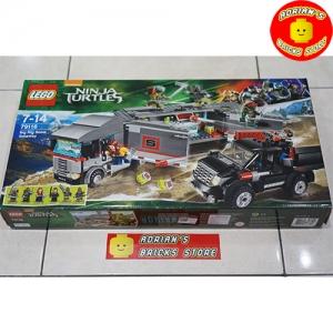 LEGO 79116 - Big Rig Snow Getaway Image 1