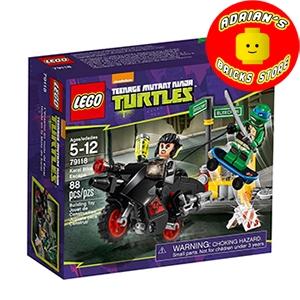 LEGO 79118 - Karai Bike Escape Image 0
