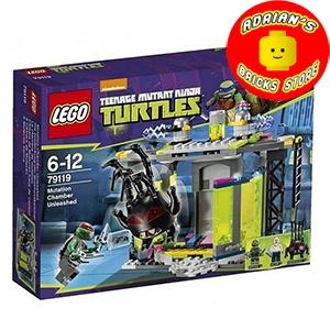 LEGO 79119 - Mutation Chamber Unleashed Image 0
