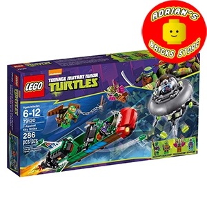 LEGO 79120 - T-Rawket Sky Strike Image 0