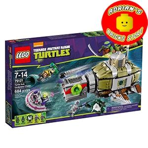LEGO 79121 - Turtle Sub Undersea Chase Image 0