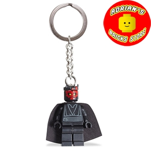 LEGO 850446 - Darth Maul Key Chain (Zabrak Horns) Image 0