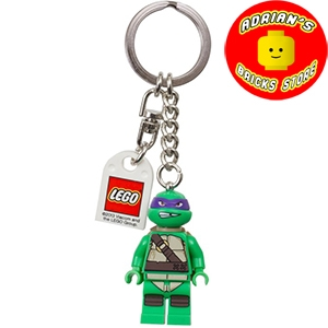 LEGO 850646 - Donatello Key Chain Image 0