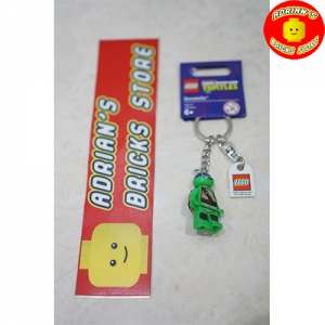 LEGO 850646 - Donatello Key Chain Image 1