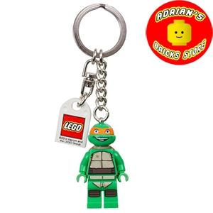LEGO 850653 - Michelangelo Key Chain Image 0