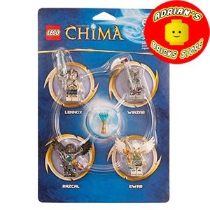 LEGO 850779 - Legends of Chima Minifigure Accessory Set Image 0