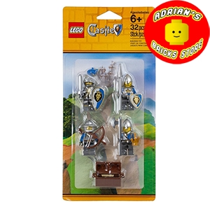 LEGO 850888 - Castle Knights Accessory Set Image 0