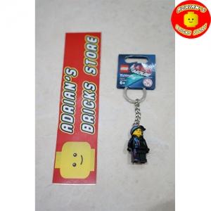 LEGO 850895b - Wyldstyle Key Chain Image 1