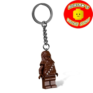 LEGO 851464 - Chewbacca Key Chain Image 0