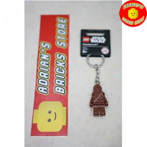 LEGO 851464 - Chewbacca Key Chain Image 1