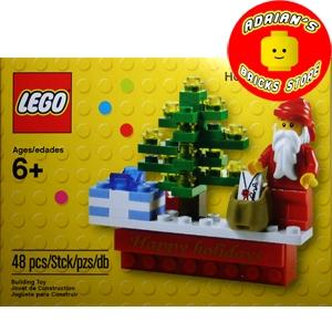LEGO 853353 - Holiday Scene Magnet Image 0