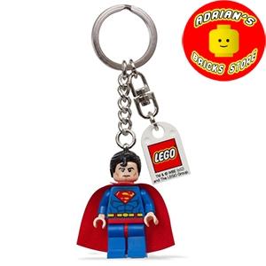 LEGO 853430 - Superman Key Chain Image 0