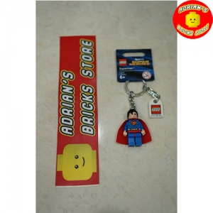 LEGO 853430 - Superman Key Chain Image 1