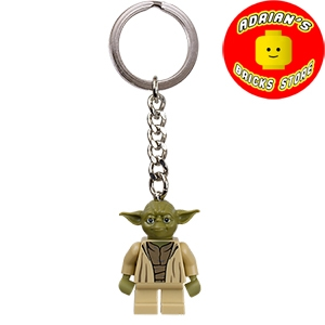LEGO 853449 - Yoda Key Chain (2015) Image 0