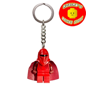 LEGO 853450 - Emperor's Royal Guard Key Chain Image 0