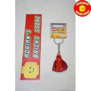 LEGO 853450 - Emperor's Royal Guard Key Chain Image 1