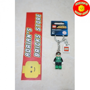 LEGO 853452 - Green Lantern Key Chain Image 1