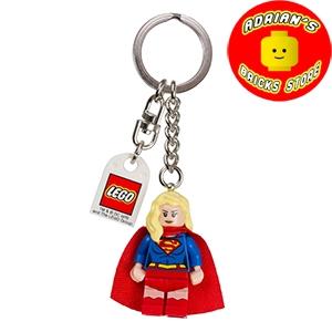 LEGO 853455 - Supergirl Key Chain Image 0