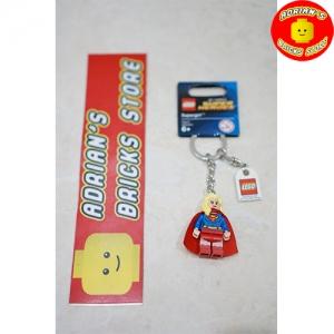 LEGO 853455 - Supergirl Key Chain Image 1