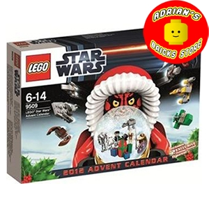 LEGO 9509 - Advent Calendar 2012, Star Wars Image 0