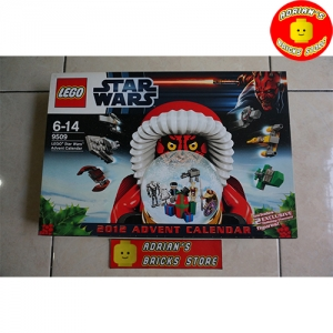 LEGO 9509 - Advent Calendar 2012, Star Wars Image 1