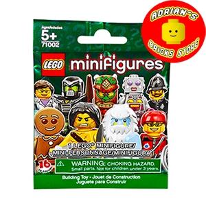 LEGO MF11-00 - Minifigure Series 11 Image 0