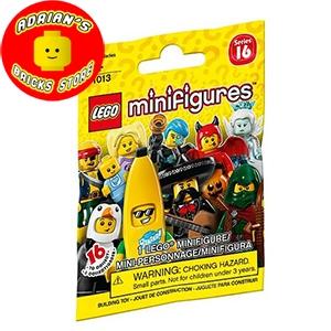 LEGO MF16-03 - Cyborg Image 1