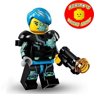 LEGO MF16-03 - Cyborg Image 0
