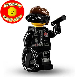 LEGO MF16-14 - Spy Image 0