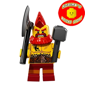 LEGO MF17-10 - Battle Dwarf Image 0