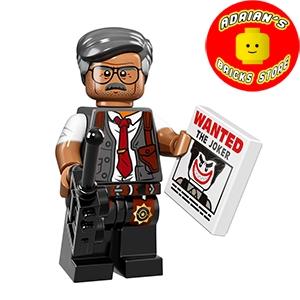 LEGO MFTBM-07 - Commissioner Gordon Image 0