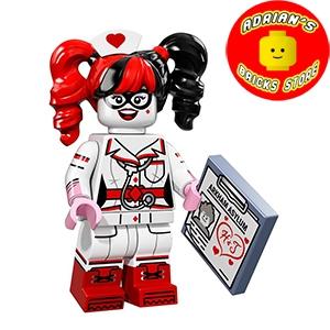 LEGO MFTBM-13 - Nurse Harley Quinn Image 0